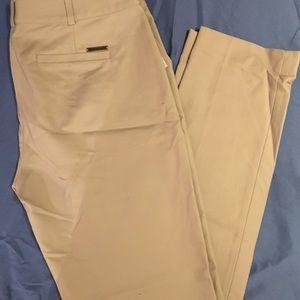 Light khaki women's slacks